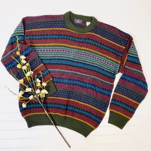 Vintage The Italian Sweater Co Pullover Sweater